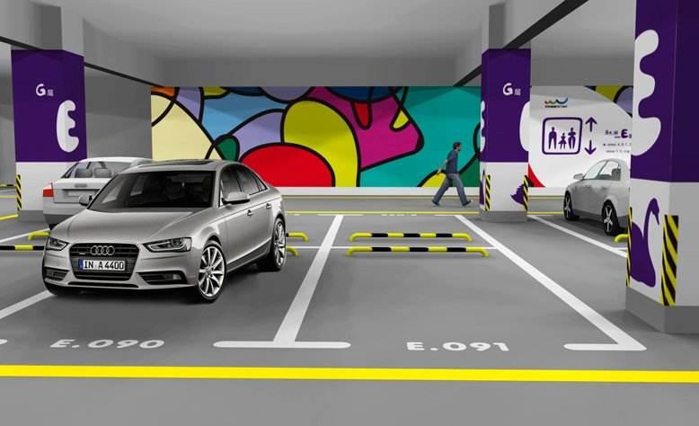停车位逐渐成为写字楼品质标准的一个竞争发力点