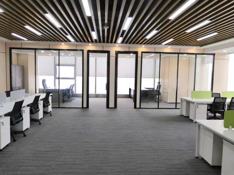 雨花亭砂子塘地铁口 ,24H空调,万博汇574平,全新精装带家具