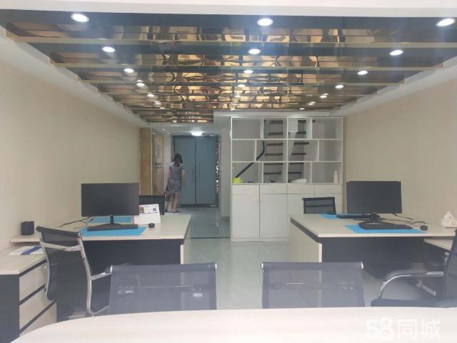芙蓉广场正地铁口第一大道205平精装带家具