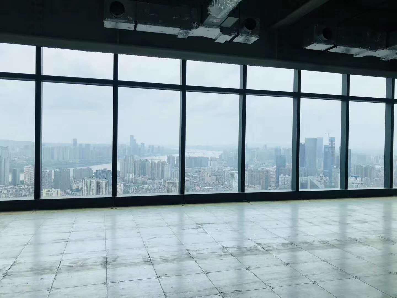 芙蓉广场双地铁口5A级写字楼长沙第二高楼视野开阔随时看房