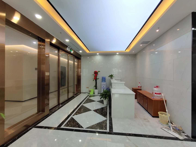 旭辉国际广场 24H中央空调 豪装带全套办公家具 随时看房 免服务费用